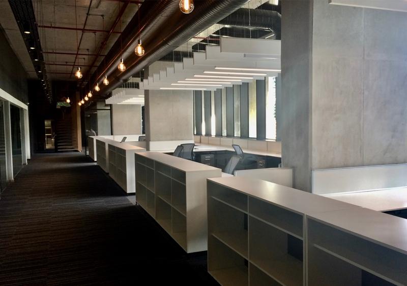 Redefine Office Shelving